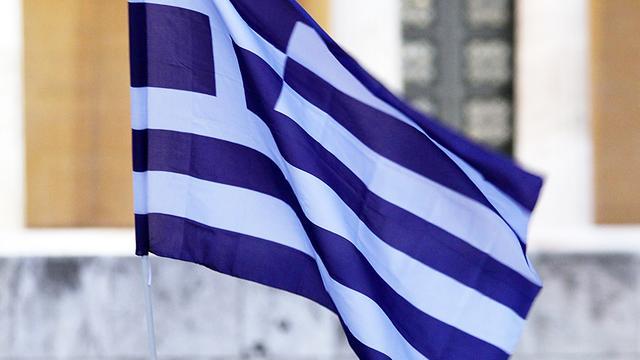 Griekse studenten onderbreken tv-journaal