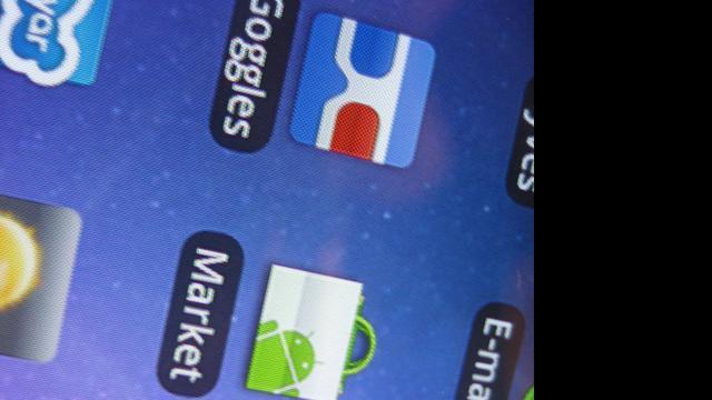 Meer apps gedownload via Android dan via iOS