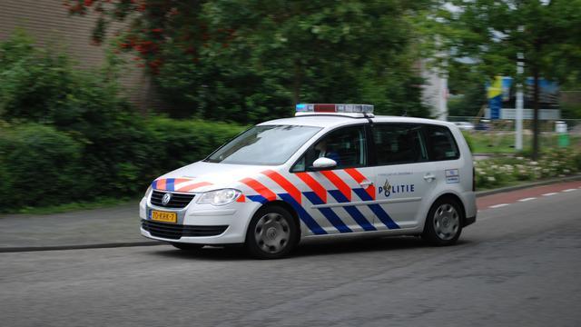 Politie pakt vluchtende veelpleger in Den Haag