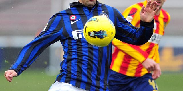 'Nederlands' AC Milan wint, Inter raakt verder achterop