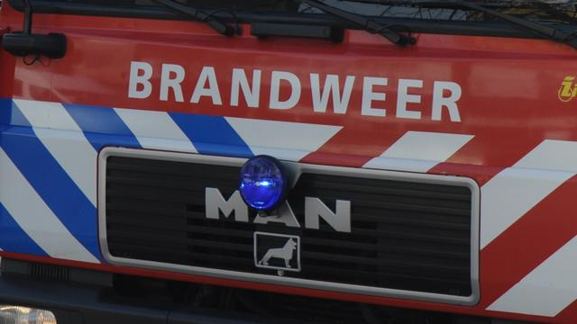 Grote brand in monumentaal landhuis Almelo