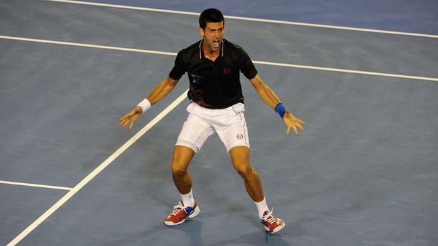 Djokovic wint Australian Open na marathonpartij