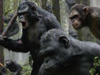 Hoofdrolspeler Andy Serkis onder de indruk van personage Caesar