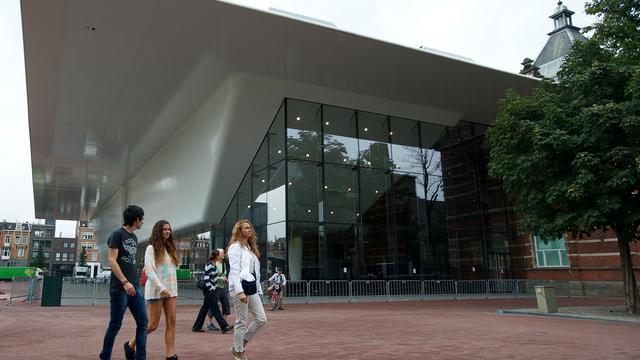 'Stedelijk Museum Amsterdam heeft voor 1 juli nieuwe directeur'