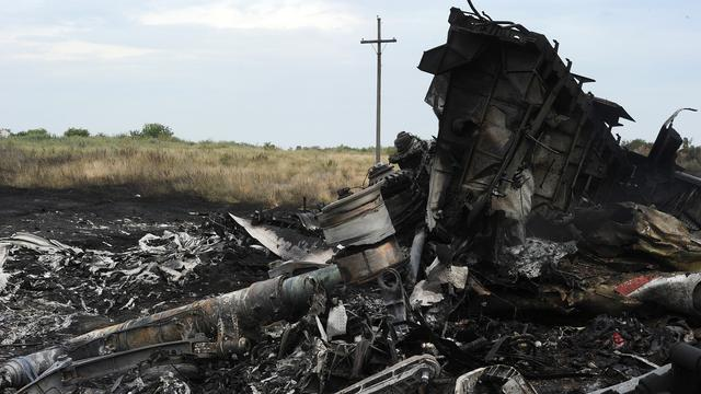 Zeker 189 Nederlanders omgekomen bij vliegramp Oekraïne