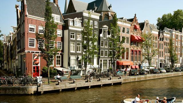 Aantal hotelovernachtingen in Amsterdam gestegen