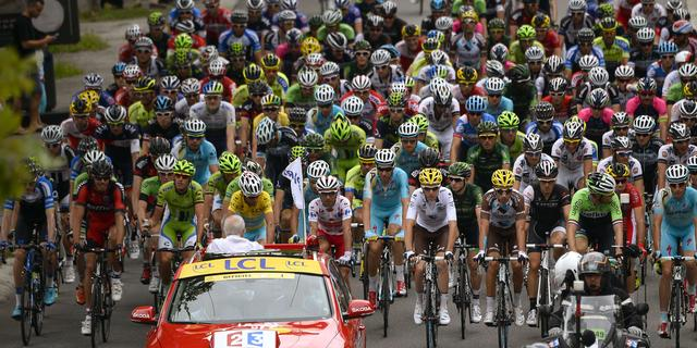 Tour de France start in 2016 met rit in lijn