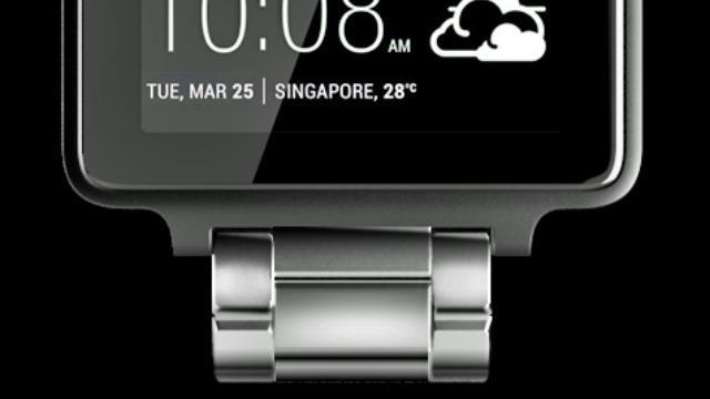 'Smartwatch HTC komt in september'