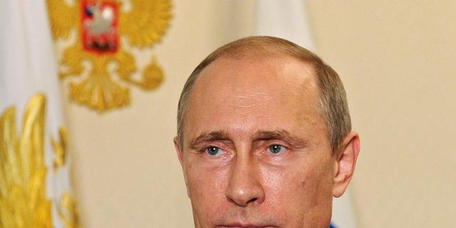 Poetin vindt sancties 'onwettig en tegen afspraken'