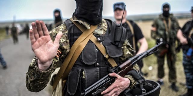 Oekraïne claimt bewijzen van schuld rebellen