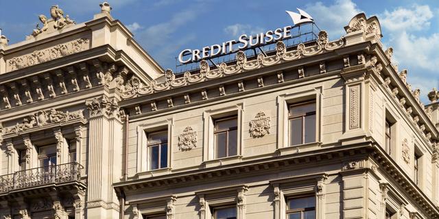 Credit Suisse-topman dient ontslag in na reeks spionageschandalen
