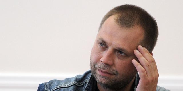 Leider separatisten Volksrepubliek Donetsk stapt op