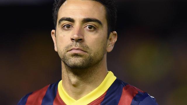 Xavi volgt Puyol op als aanvoerder Barcelona