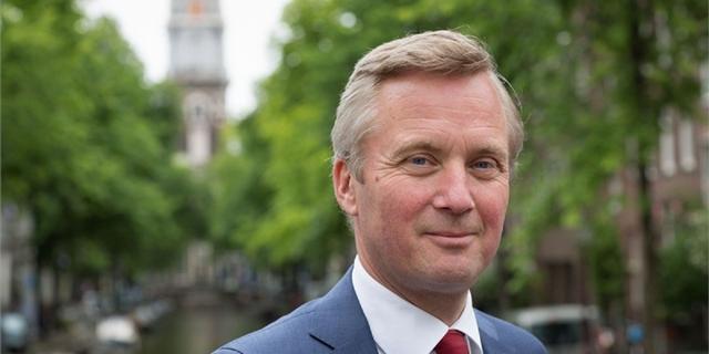 Eric van der Burg kondigt afscheid van Amsterdamse politiek aan