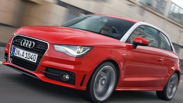 'Vaker boete voor Audi-bestuurder'