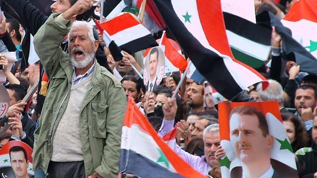 VN veroordelen geweld in Syrië