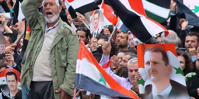'Zeker 50 doden door geweld in Syrië'