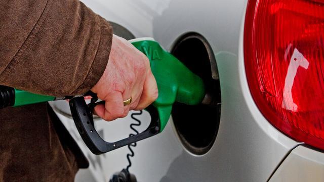 Benzineprijs op laagste peil in vijf jaar