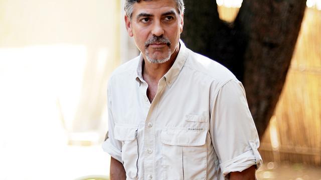 George Clooney krijgt Hollywood Film Award