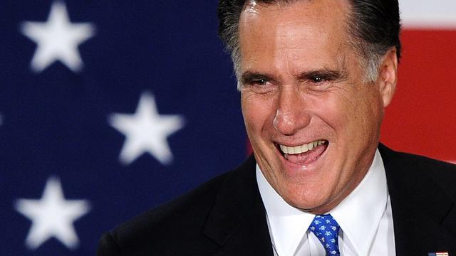 Mitt Romney hoopt op open conventie bij Republikeinen