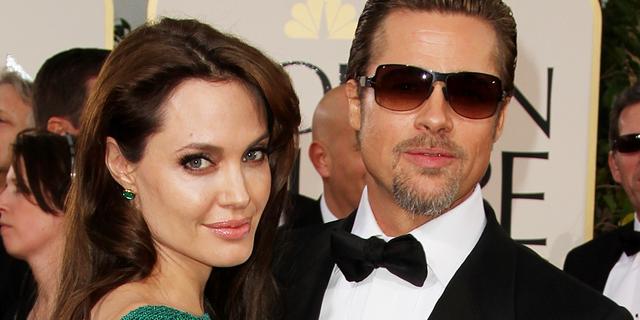 Angelina Jolie en Brad Pitt steunen Somalië