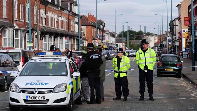 Aanklachten wegens terrorisme in Birmingham