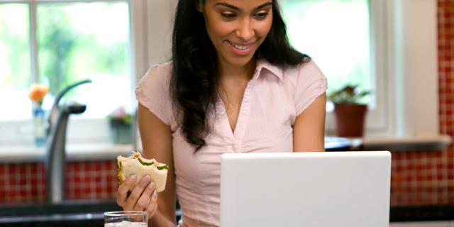 Thuiswerken leidt tot meer werktevredenheid