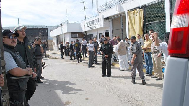 Gevangenisgeweld eist veel levens in Mexico