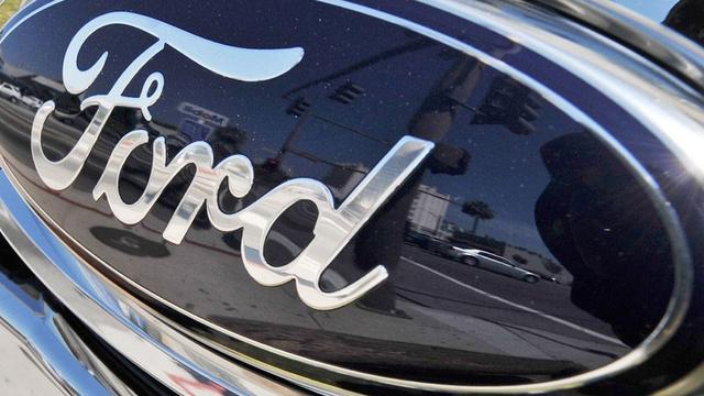 Winst Ford licht gedaald