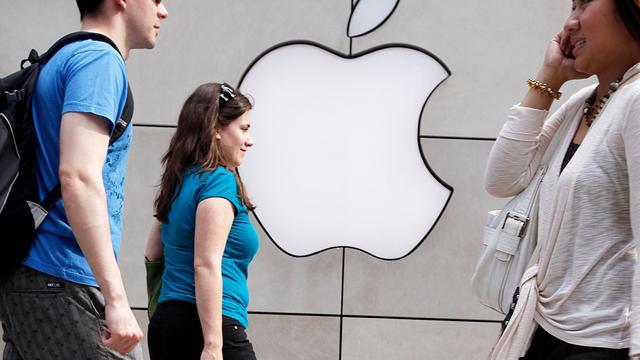 'Apple sloot bewust geen licenties af'