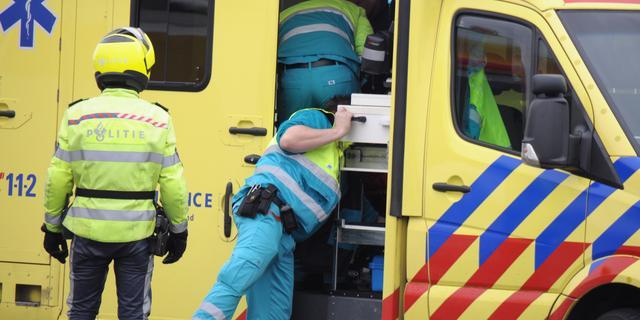 Ernstige brandwonden bij woningbrand in Amsterdam