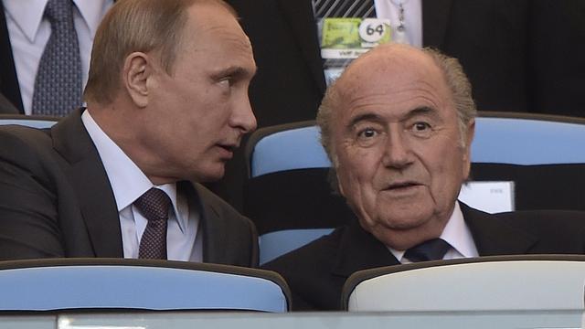 FIFA roept landen op WK 2018 in Rusland niet te boycotten