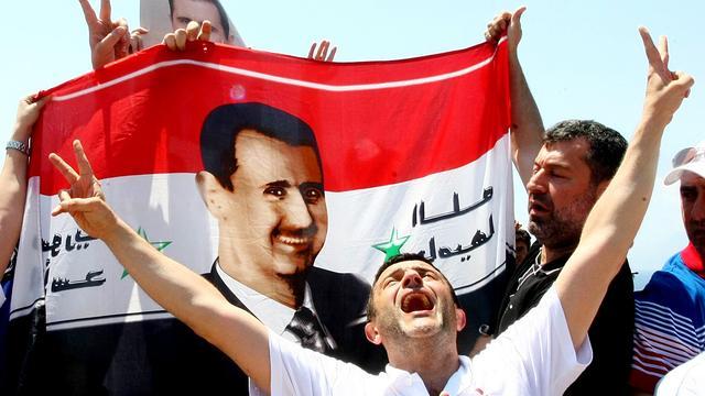 Syrië zegt dat VS achter opstand zitten