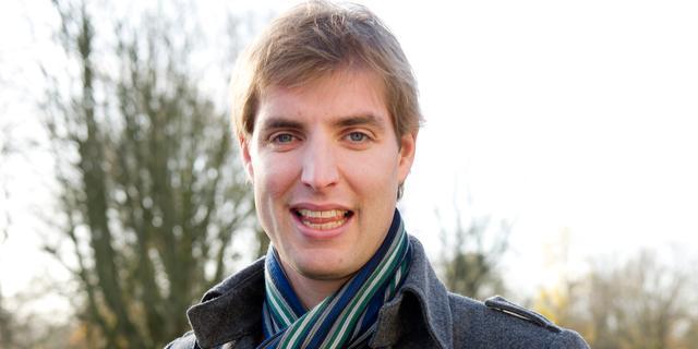 Maarten van der Weijden geeft zwemclinic in Vlissingen