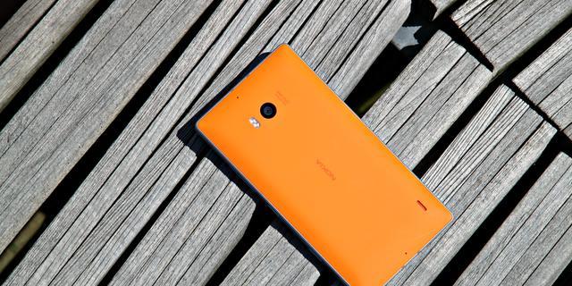 Lumia 930: Niet zo uniek als zijn voorgangers