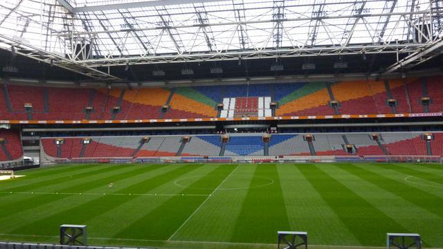 Ajax speelt zonder doellijntechnologie tegen SC Cambuur