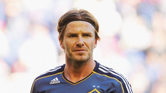 Beckham sprak nog niet met Paris Saint-Germain