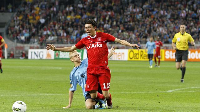 FC Twente wil Berghuis verhuren