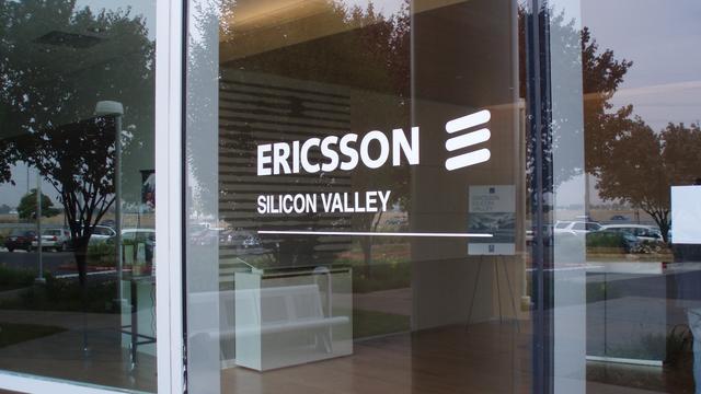 Ericsson boekt minder winst door stevige concurrentie