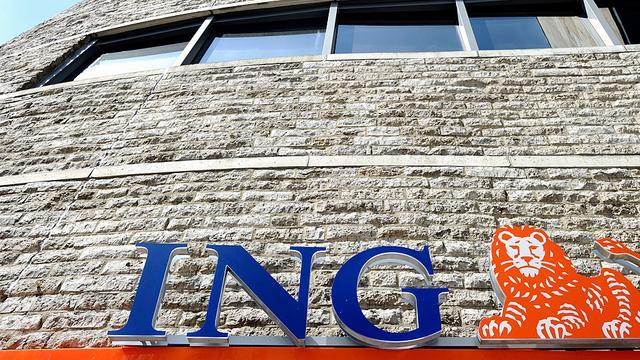 'ING ziet winst afnemen'