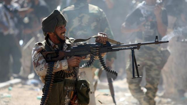 'Bani Walid niet in handen Kaddafi-rebellen'