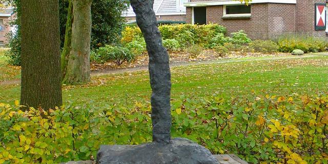 Dieven slopen oorlogsmonument Westerbork