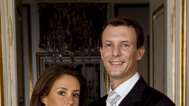 Deense prinses bevallen van dochter