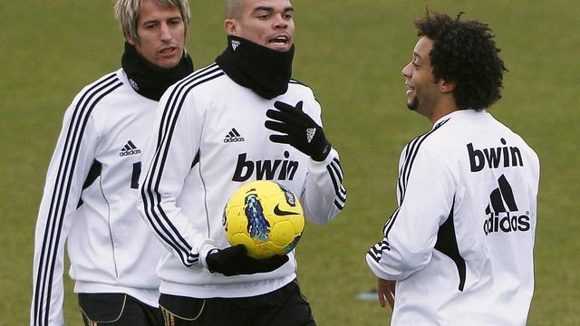 Mourinho wil Pepe gewoon opstellen tegen Barcelona