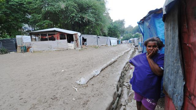 Nederlands belastinggeld ging naar Britse Oxfam in Haïti