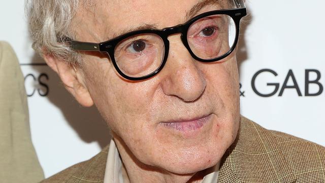 Woody Allen heeft spijt van tv-deal