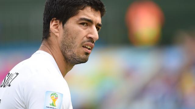 CAS buigt zich volgende week al over straf Suarez