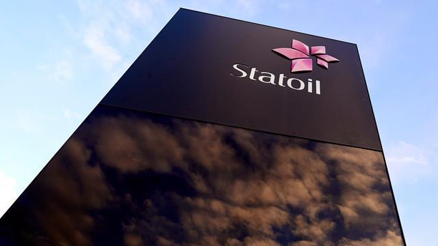 Winstdaling voor Statoil