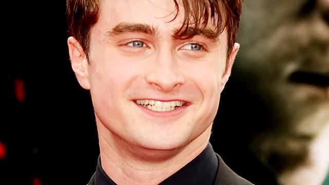 Daniel Radcliffe bewaart goede herinneringen aan eerste keer