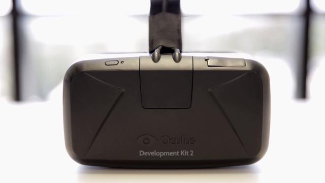 'Oculus Rift wordt halverwege 2015 beperkt uitgerold'
